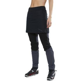 Craft Storm Jupe thermique Femme, black